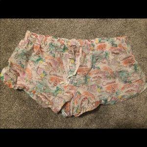 Victoria's Secret Drawstring Shorts